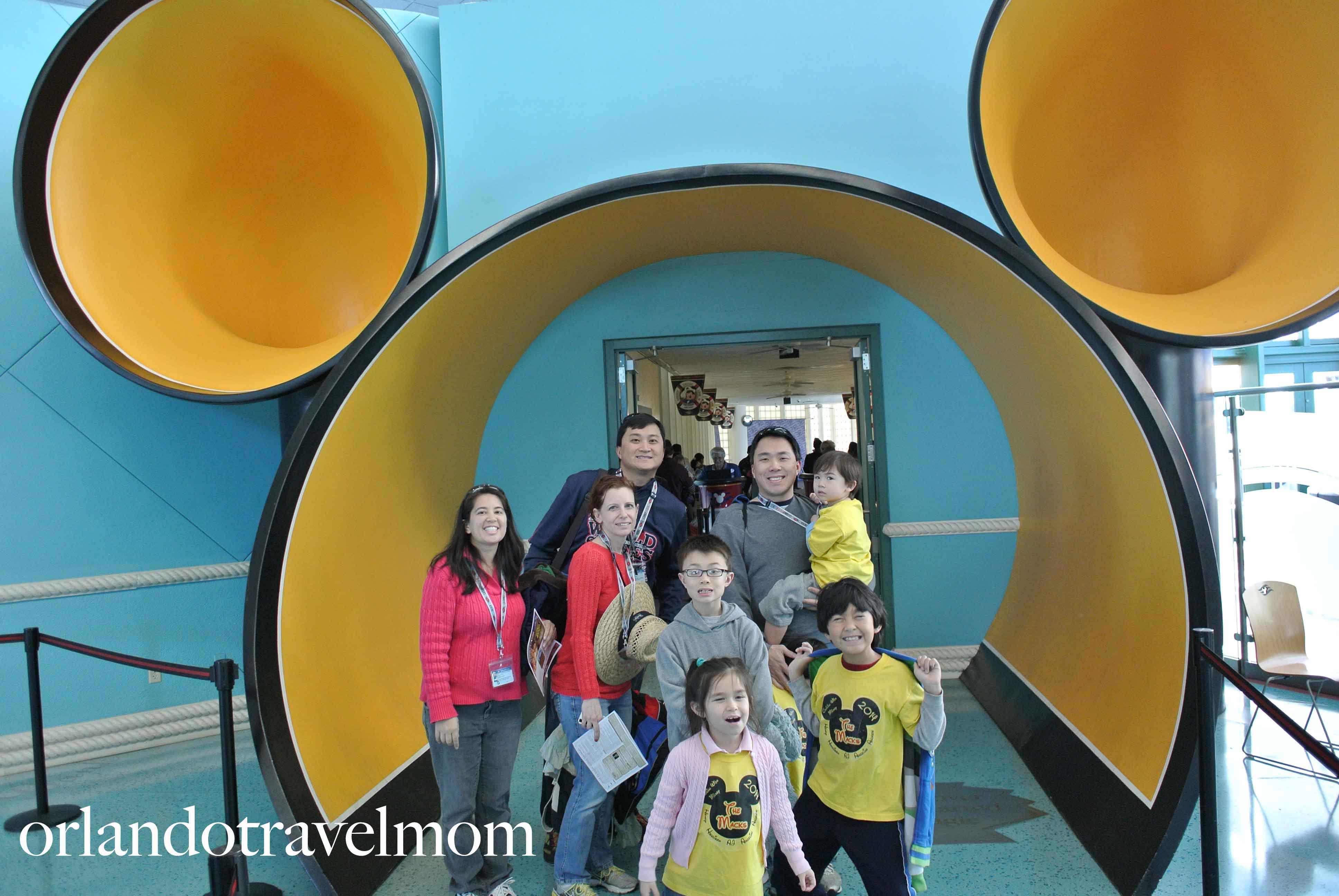 Disney Dream Cruise Ship Oceaneer Club And Oceaneer Lab