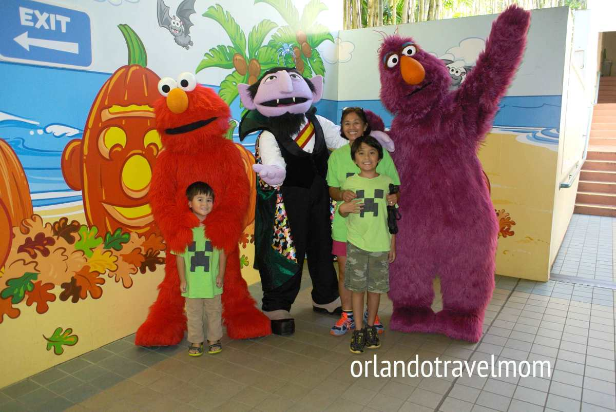 Seaworld Spooktacular Part 2 Orlando Travel Mom