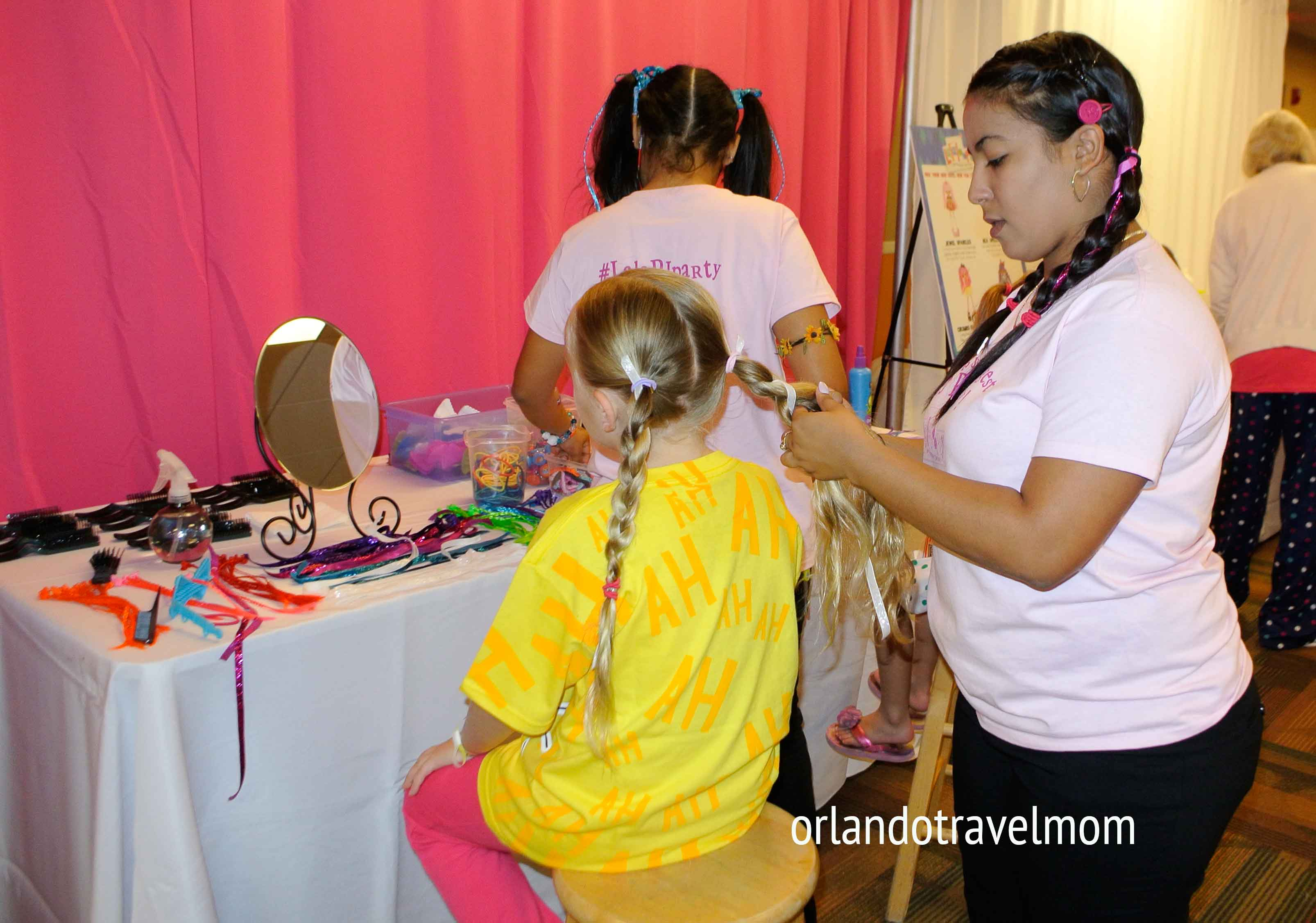 Lalapjparty At Nickelodeon Hotel Orlando Travel Mom