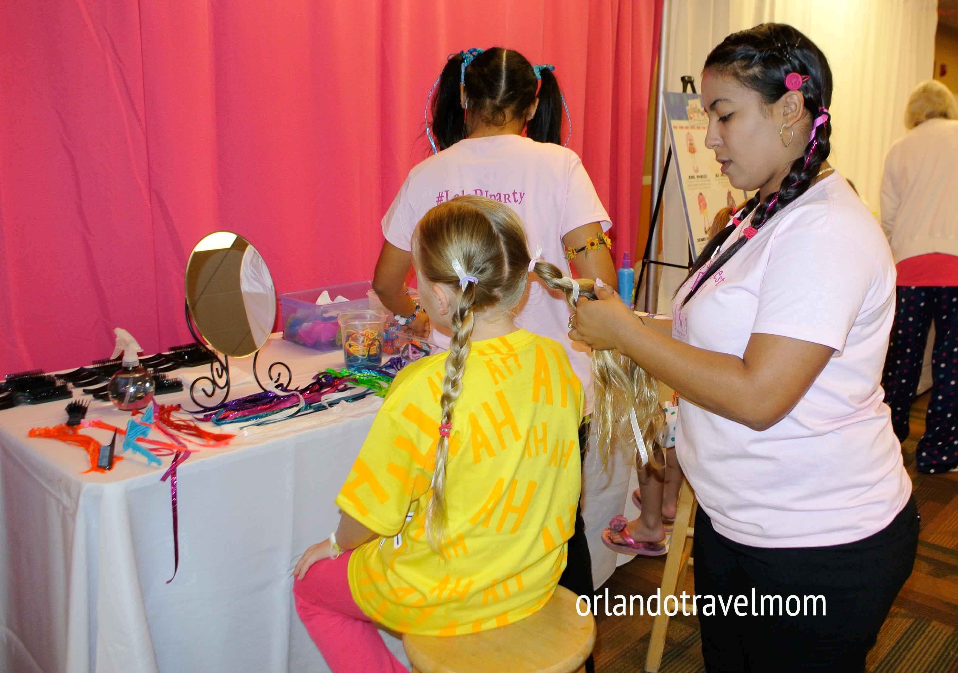 Lalapjparty At Nickelodeon Hotel Orlando Travel Mom